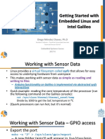 4-Getting Started With Embedded Linux and Intel Galileo