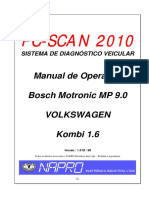 Manual de Injecao Kombi Bosch MP9.0