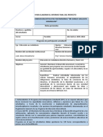 Informe Final Del Proyecto Pp
