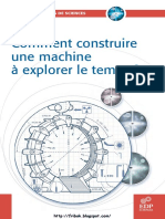 Comment Construire Une Machine a Explorer Le Temps