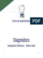 2 Instalaciòn Eléctrica - Motor Disel