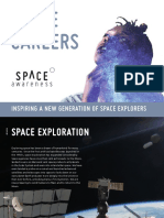 SpaceCareers SpaceAwareness Booklet Red