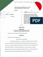 U.S. v. Mark Lambert Indictment