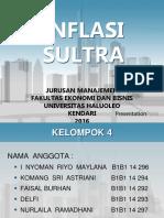 Kelompok 4 Inflasi Sultra