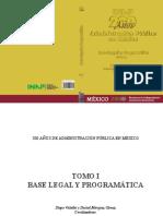 Valadez Diego - Base legal y programática - INAP