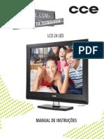 Manual de Tv CCE L2401