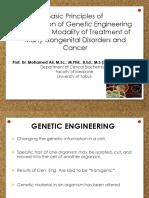 Genetic Engineering L5