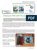 Weekend Vhf Uhf Power Amplifier