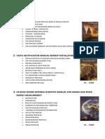 Books Manual