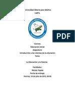 Tarea 2 de Int. a Las Ciencias de La Educación (1)