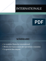 PPT Finance Internationale