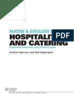 Math for Hospitality-spencer+rippington