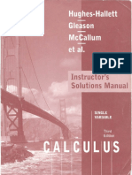 1. Hughes Hallett - Cálculo de Uma variável - 3ªed  - Soluções.pdf