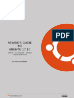 eBook Newbies Guide Ubuntu 17.10