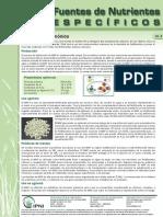 fosfato amoniaco