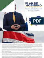 Plan de Gobierno PADC.
