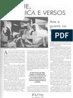 12 - Sangue Guernica e Versos