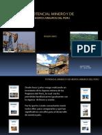 Potencial Minero y de Hidrocarburos, Perú.pptx