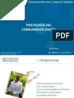 Psicología Del Consumidor Digital 2014