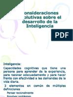 Inteligencia Nneurodesarrollo R