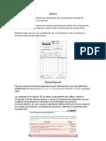 Documentos Contabilidad