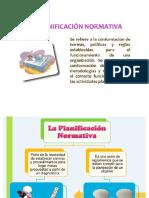 planificacion normativa