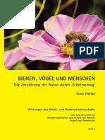 Ulrich Warnke - Bienen Vögel Und Menschen Und Elektrosmog