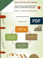 Producto 4 - Red de Modelos Mentales y Ambientes de Aprendizaje