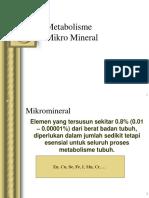 Mi Kro Mineral