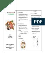 Diet Tinggi Kalori Tinggi Protein Leaflet
