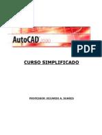 Apostila- Curso Simplificado Autocad