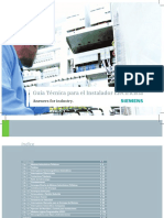 Manual Del Instalador Baja Tension Siemens
