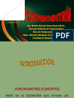 porcinometría 2013