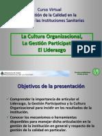 2 Gestión Participativa Cultura y Liderazgo