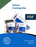 Siebel Sensory Kits Instructions 1