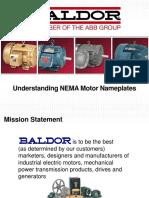 NEMA Motor Overview
