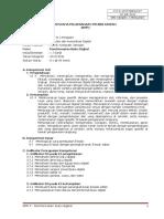 RPP Simulasi dan Komunikasi Digital- Buku Digital