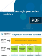 Curso Social Media Strategist - Enero 2014 Adicionales