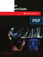 Automotive Infotainment Guide