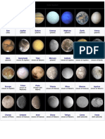 Solar System Template
