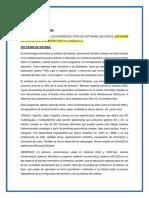 Tarea 4 Unidad II- Investigación Software de Sistema, Programación y Aplicación Información