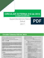 Presentacion Circular Externa 016 de 2016