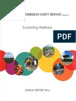 Rimbunan Sawit Berhad- Annual Report 2016