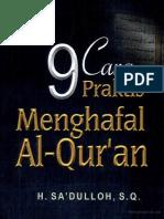 9 Cara Praktis Menghafal Al-Qur`an.pdf