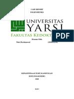 Case Report Polip Servix