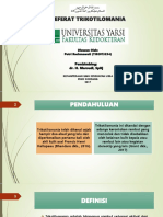 PPT Referat trikotilomania