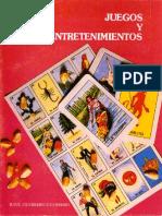 """""""Juegos y Entretenimientos"""", autor"""