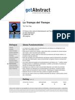 Libro - La trampa del tiempo (resumido).pdf
