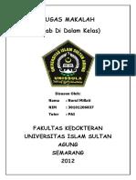 Tugas Makalah.(Tutor_ Nurul Millati)