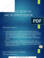 l01-Introduction to Microprocessor